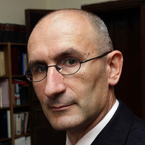 Dr Miša Đjurković, prof.CI