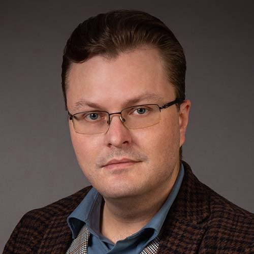 Dr Filip Ludwin