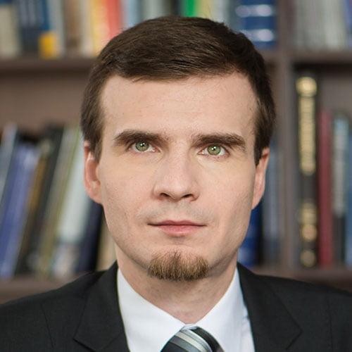 Marcin Olszówka, Ph.D.