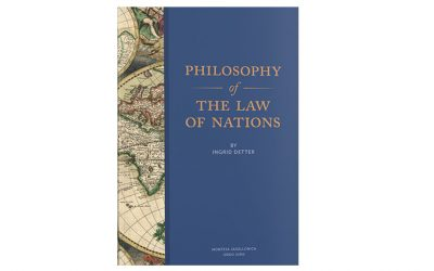 Philosophy of the Law of Nations