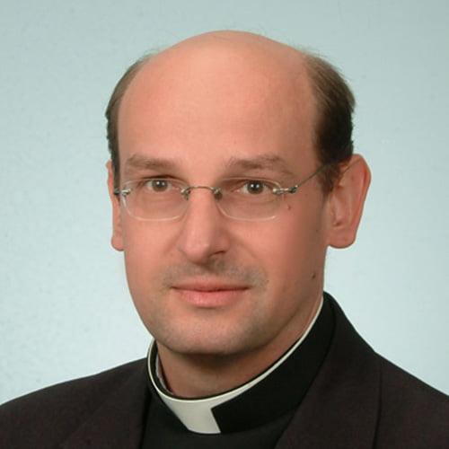 Ks. drhab. Tomasz Rakoczy