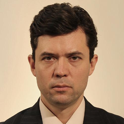 Dr Volodymyr Burdin
