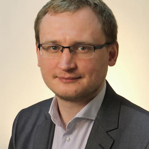 Dr Nazarii Stetsyk