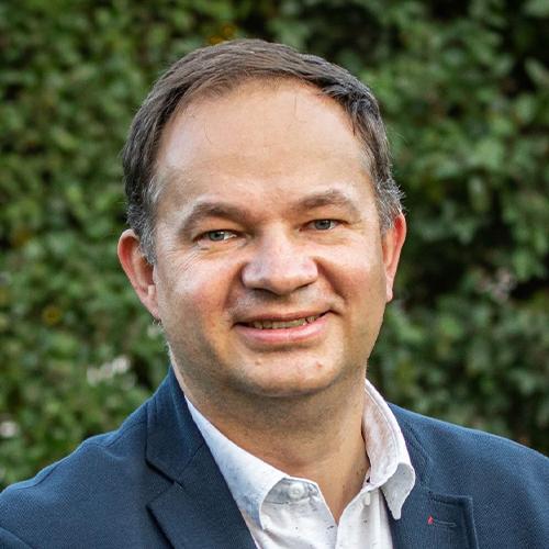 Krzysztof Szwarc, Ph.D.